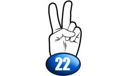 salut de motard departement 22