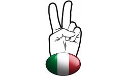 salut de motard ITALIE