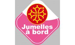 bebe a bord jumelles Occitanes 2
