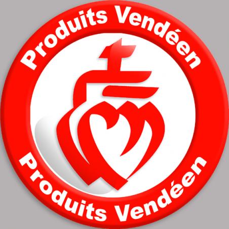 Autocollants : Stickers autocollant  Produits Vendéen 03