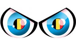 yeux belge