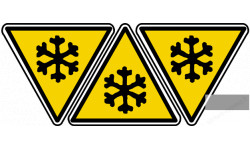 Stickers  / Autocollants basse température