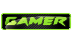 Stickers  / Autocollant Gamer