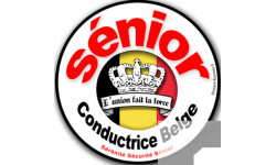 Conductrice Sénior Belge