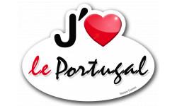 j'aime le Portugal