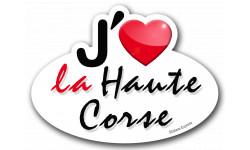 j'aime la Haute-Corse