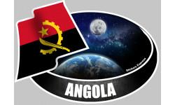 autocollant ANGOLA