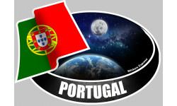 autocollant PORTUGAL