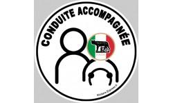 conduite accompagnée Italien