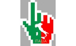 curseur main Italienne