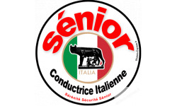 Conductrice Sénior Italienne