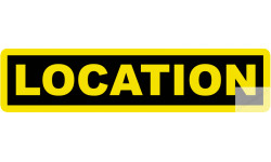 Autocollants : Stickers / autocollant location 2