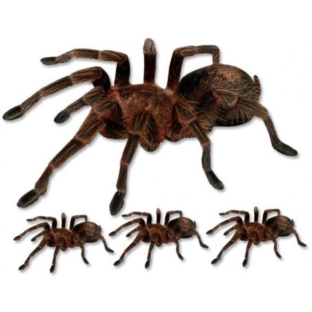 Stickers / autocollants araignees
