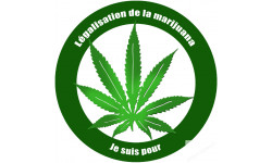 Pour la legalisation de la marijuana